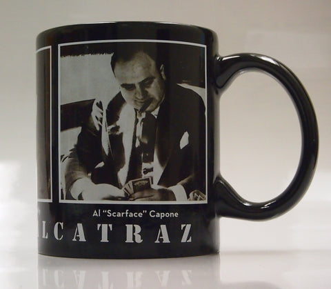 "Coffee Mug with Al ""Scarface"" Capone"