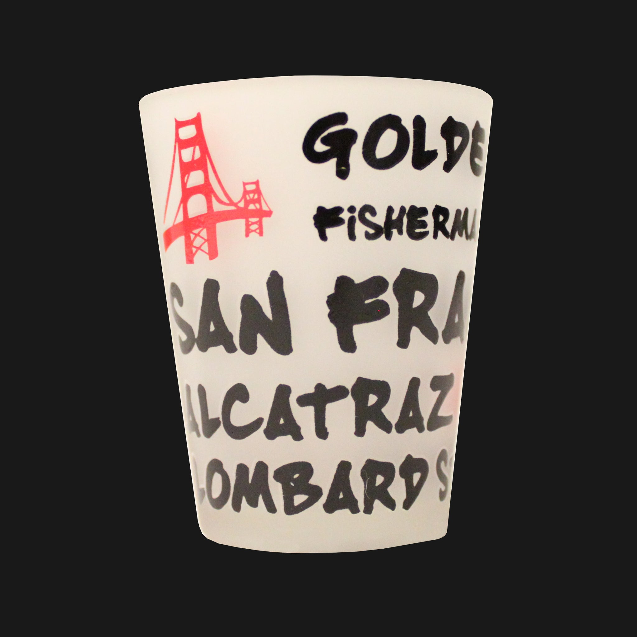 San Francisco Shotglass