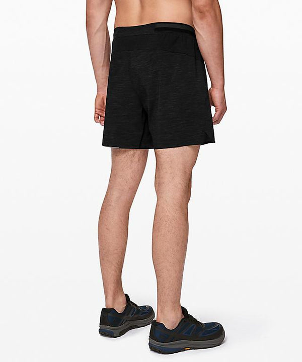 Running Shorts Black Heather
