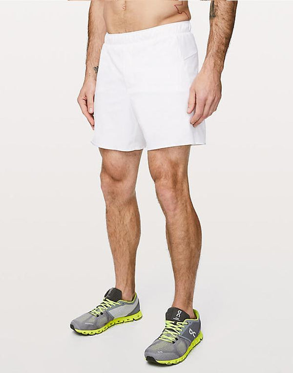 Running Shorts White