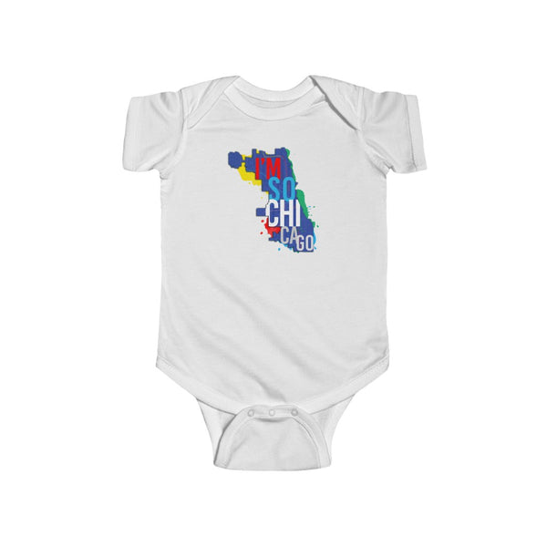 I'm So Chicago- Infant Fine Jersey Bodysuit