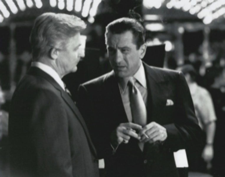 #36 - 8 x 10 - Casino | Robert Di Niro & Dick as security guard (uncredited)