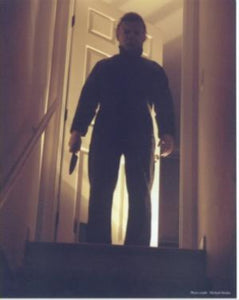 #26 - 8 x 10 - Michael On Stairs (Color)