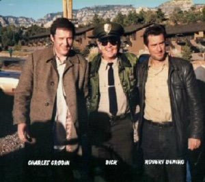#37 - 8 x 10 - Midnight Run | Robert Di Niro, Charles Gordon & Dick