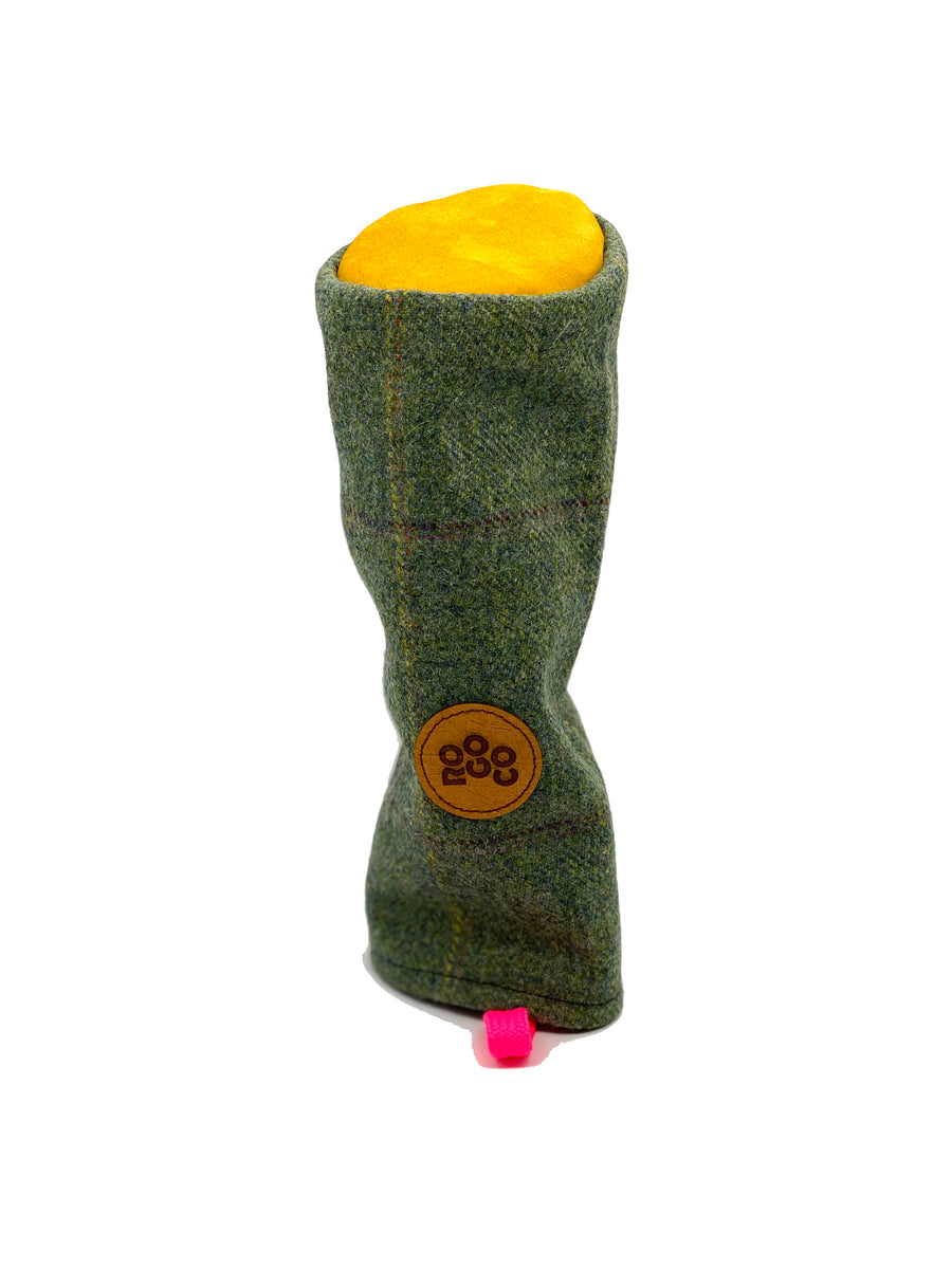Greenfinch - Golf Headcover - Rough Golf
