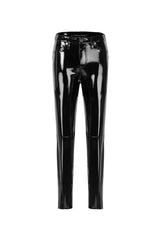 Claudia/ Liquid Stretch Skinny Pant Black