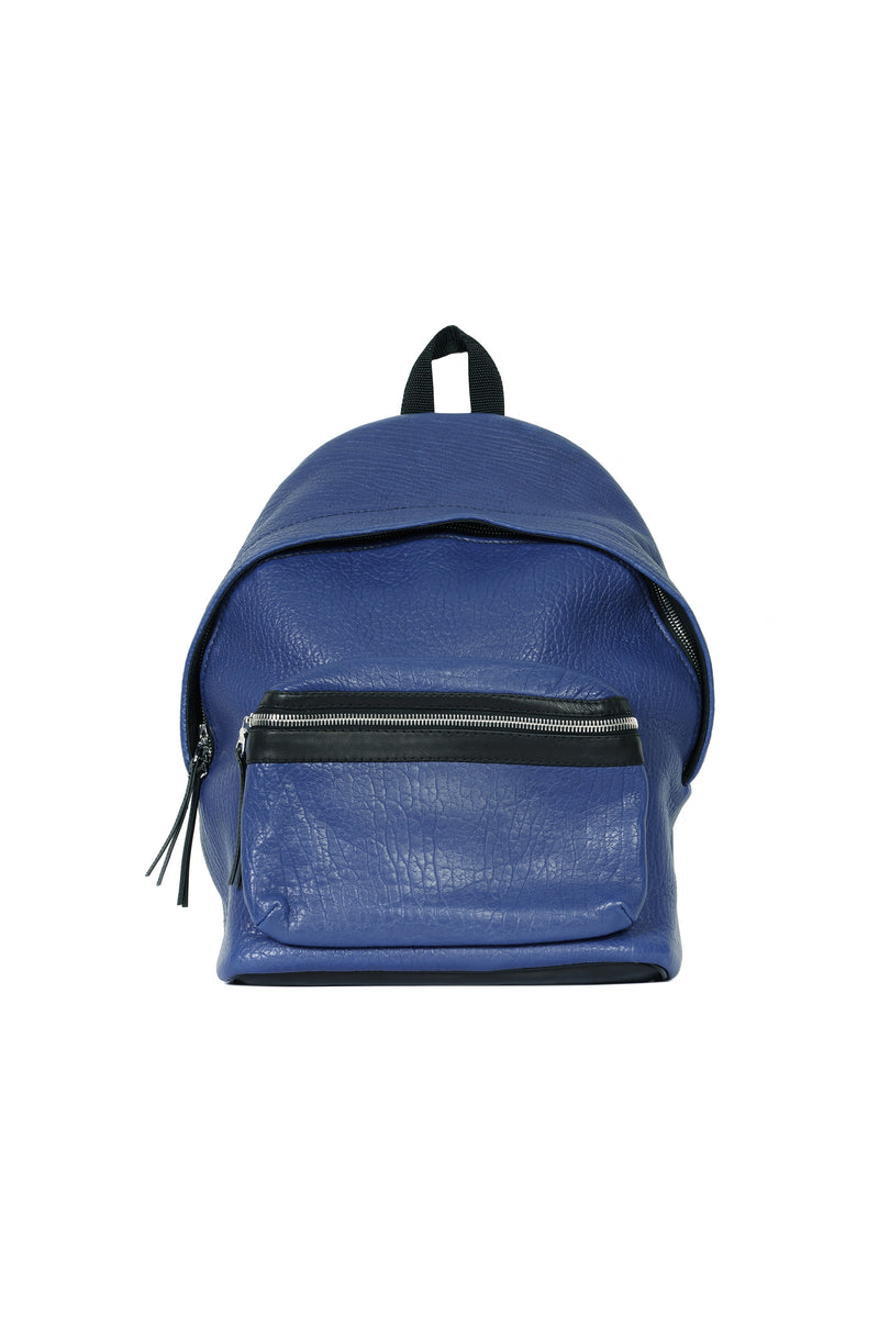 Caravaggio Lambskin Backpack Royal Blue