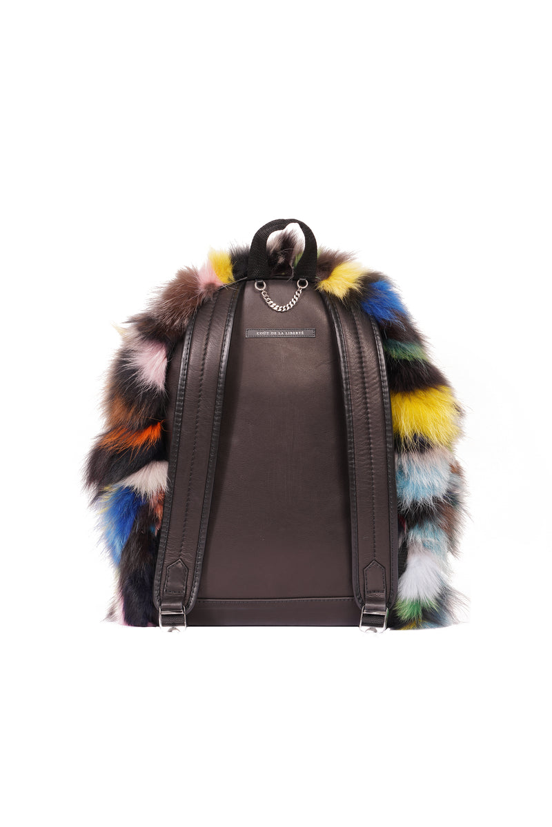 Fox Backpack Multi Color