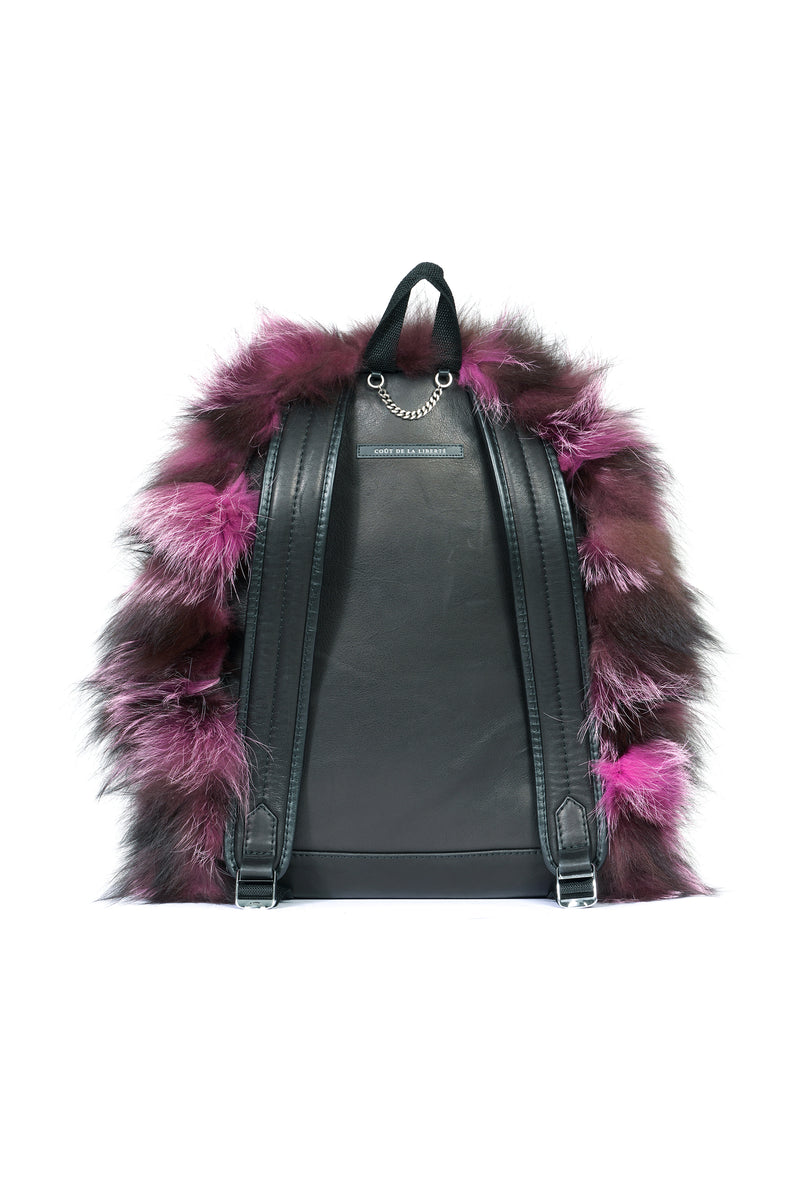 Fox Backpack Port / Pink