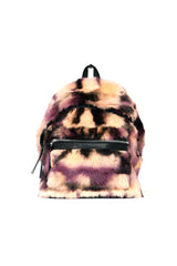 Rabbit Backpack Pink / Purple