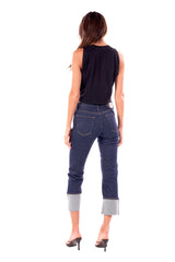 Stretch Denim Boy Girl Selvage Pant Rinse