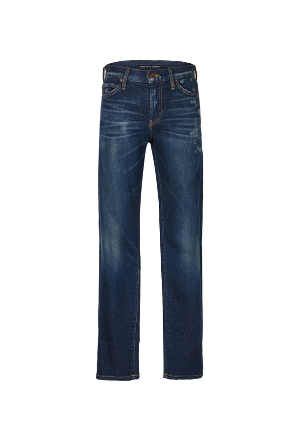 Stretch Denim Boy Girl Selvage Jean Pant Redford
