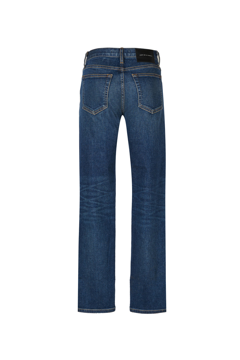 Hailey/Stretch Denim Boy Girl Selvage Pants Heston