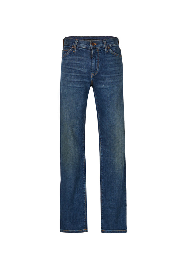 Stretch Denim Boy Girl Selvage Pant Heston