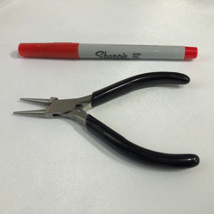 BeadSmith PL500 Series Round Nose Pliers With Double Spring