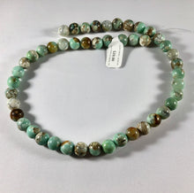 Load image into Gallery viewer, Green Terra Agate 8MM Round