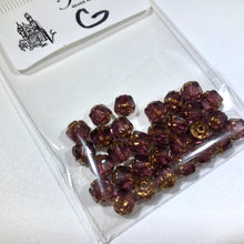 Load image into Gallery viewer, Czech Glass Cathedral Beads