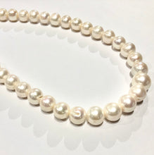 Load image into Gallery viewer, White Round Freshwater Pearls, 15 MM