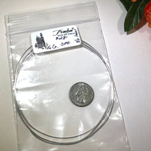 Load image into Gallery viewer, Sterling Silver Wire - 16 Gauge - Round - Half Hard