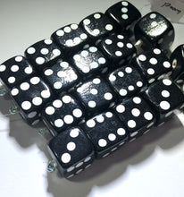 Load image into Gallery viewer, Wooden Dice Beads