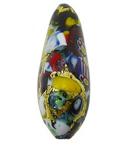 Load image into Gallery viewer, KLIMT Multi Mosaics with Black Base & Exterior 20MM