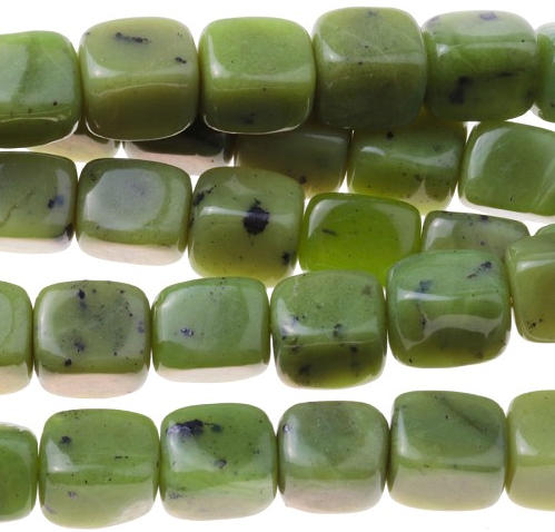 Jade 8x10 MM Tumble Nugget 8