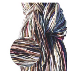 Silk String - 2MM - Muted Assortment