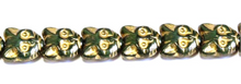 Load image into Gallery viewer, Glass Cat Beads, Czech 12MM