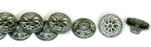 Czech Glass Buttons