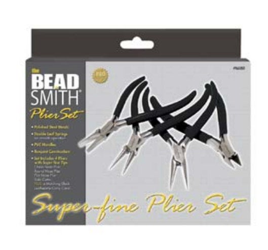 Beadsmith Jewelry Making Plier Set