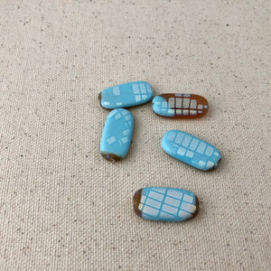 Stained Glass Window Beads