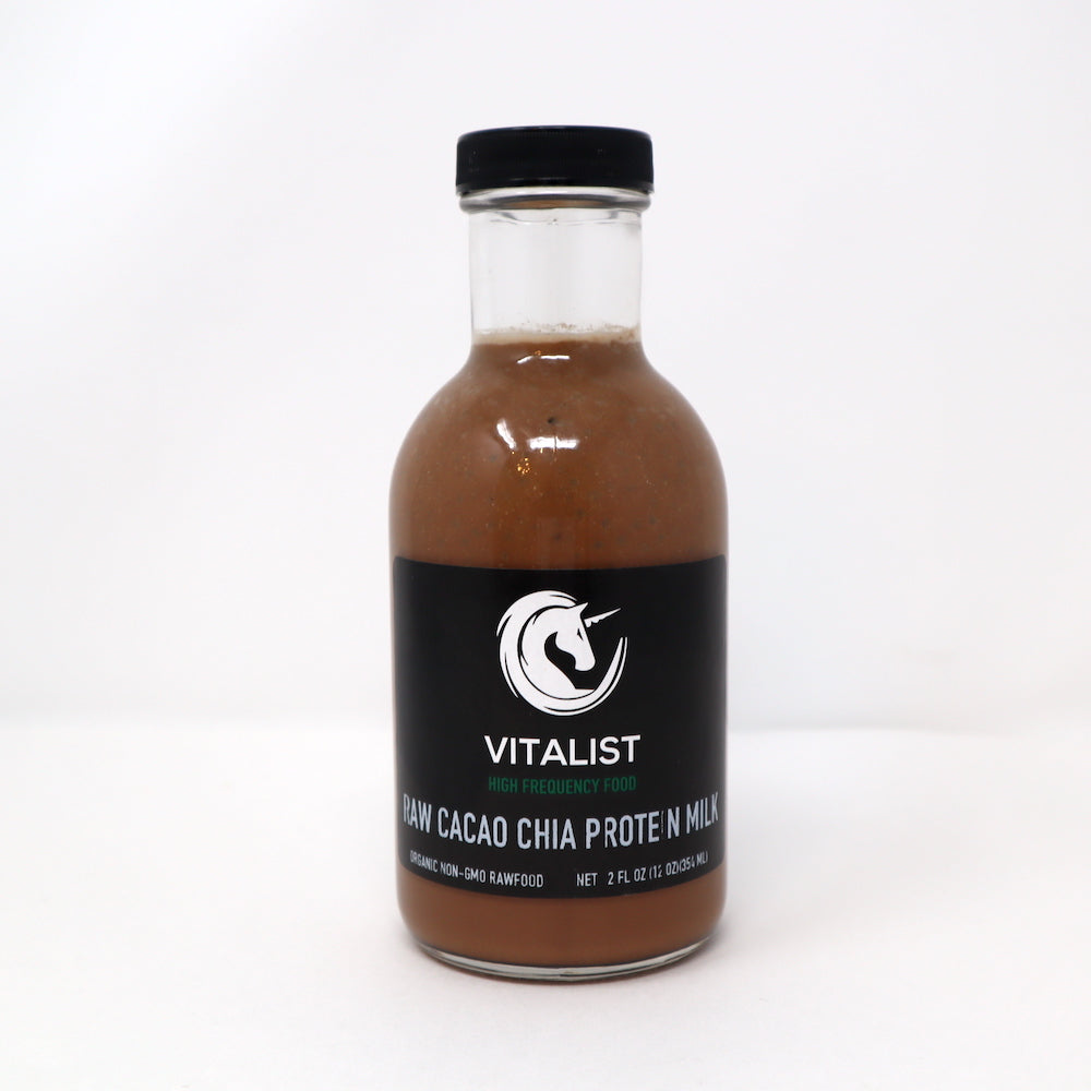 Chia Protein Nut Milk : Raw Cacao