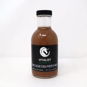 Load image into Gallery viewer, Chia Protein Nut Milk : Raw Cacao