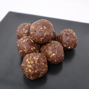 Unicorn Protein Nut Balls Almond Butter + Cacao Nib