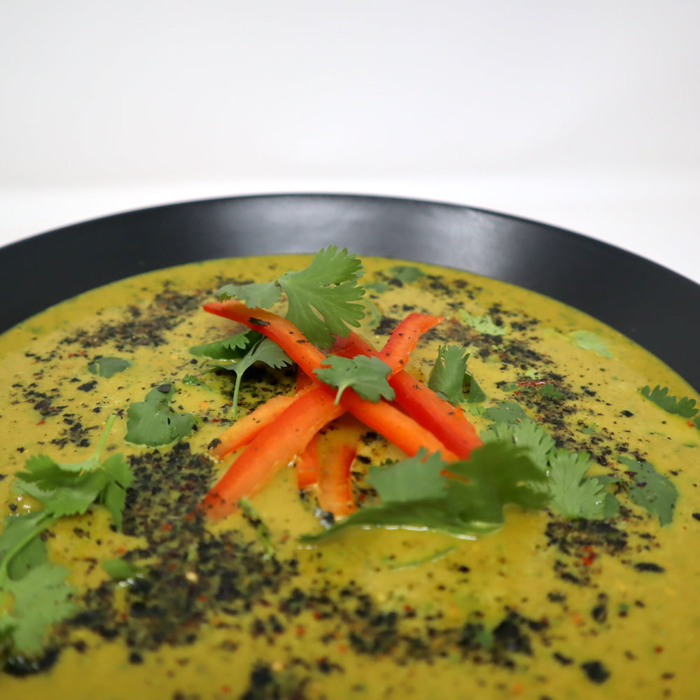 Curry Mineral Soup