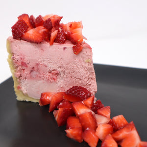 Frozen Slice: Strawberry Rhubarb
