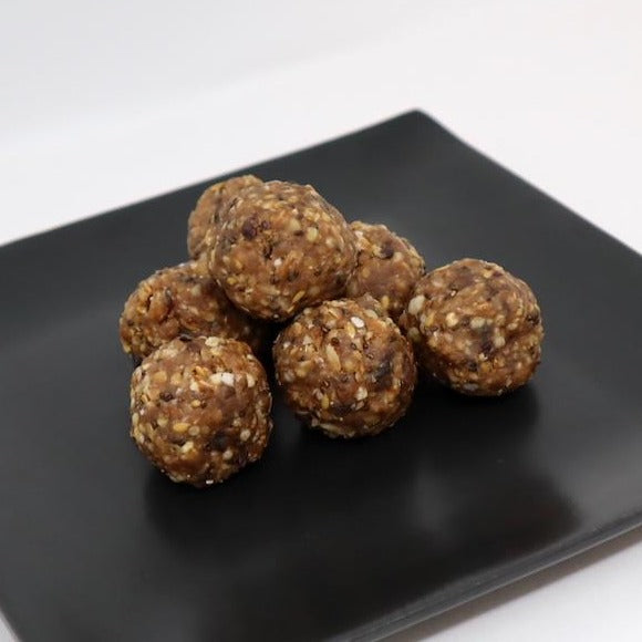 Unicorn Protein Nut Balls Peanut Butter Fig