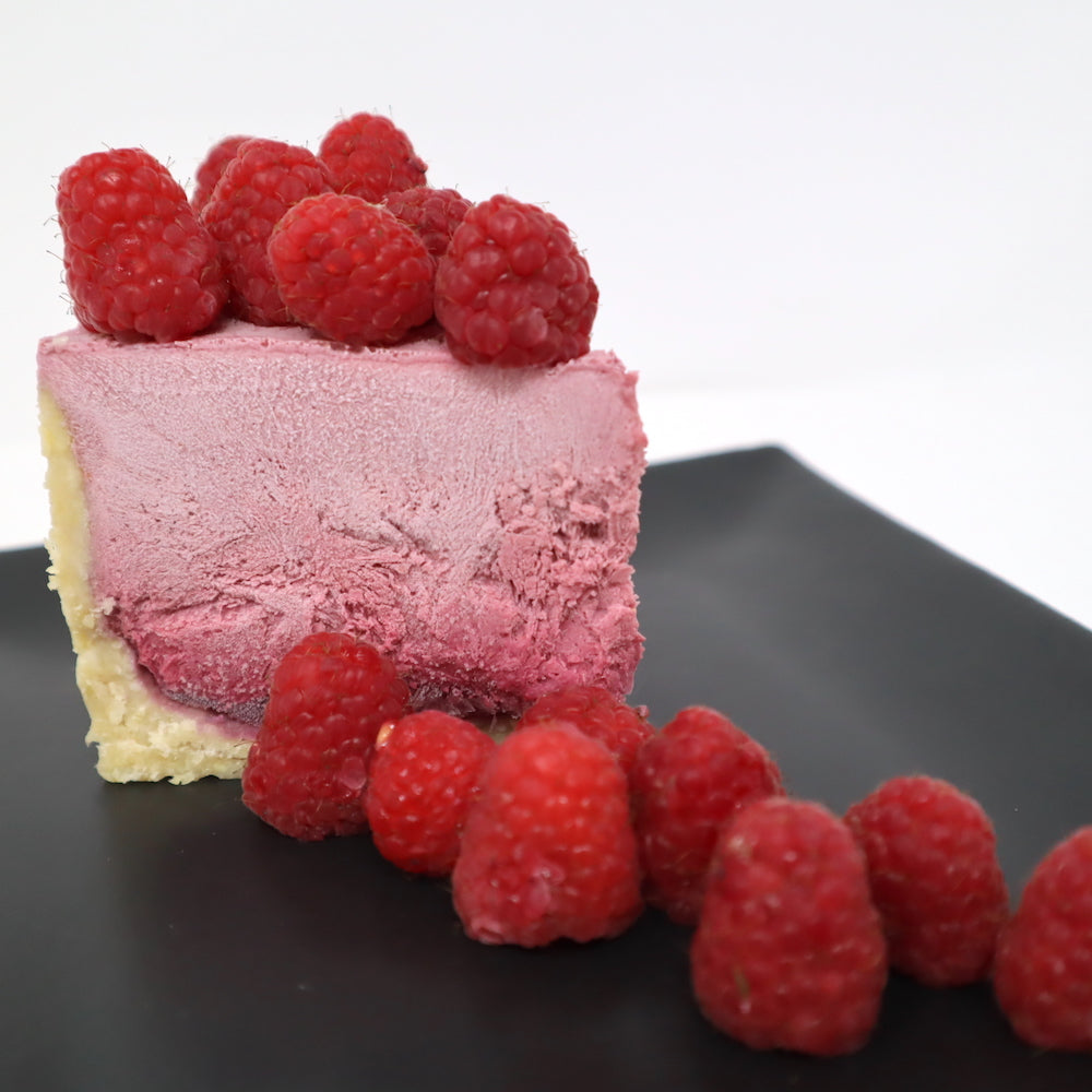 Frozen Slice: Rapberry Rose