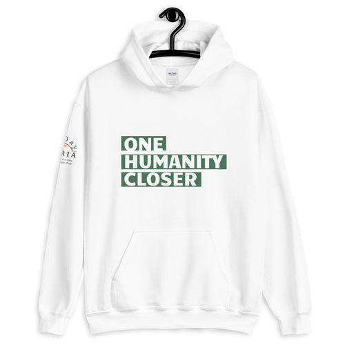 One Humanity Closer Hoodie
