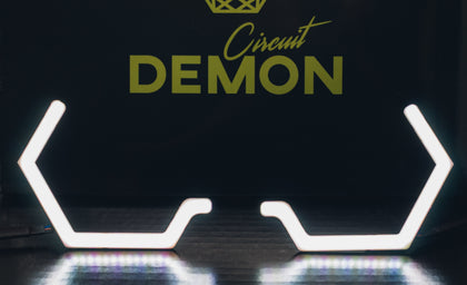 86mm Circuit Demon X Profile Prism Hex Halos V2