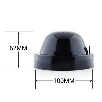 100MM RUBBER CAP