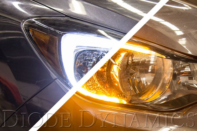 Subaru Crosstrek/Impreza C-Light Swithback LED Halos