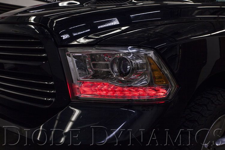 Ram RGBWA DRL LED Boards 13-16 Dodge