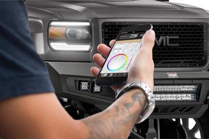 2013-2015 GMC Sierra: Profile Pixel DRL Boards