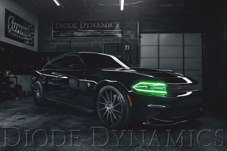 2015-2016 Dodge Charger RGBW DRL LED Boards