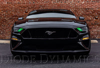 2018 Ford Mustang RGBWA DRL LED Boards UDSM