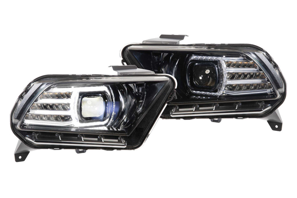 Ford Mustang (13-14) XB LED Headlights