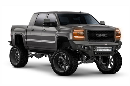 2014-2015 GMC Sierra: Profile Pivot DRL Boards