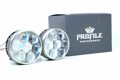 High Beam: Profile HI-Lens 2.0 LED