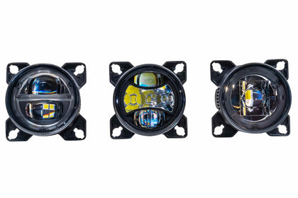 SEALED3: MORIMOTO 90MM LED HEADLIGHTS (LOW BEAM)